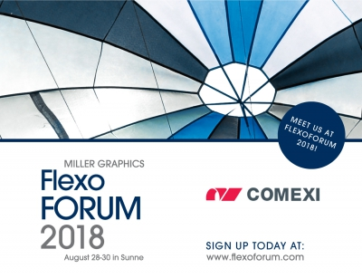 Miller Graphics Flexo Forum 2018