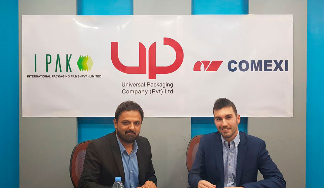 Comexi consolidates its leadership in the Middle East with the sale of 4 slitters to a Pakistani group