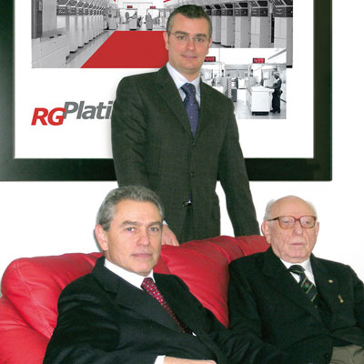 2010. Gravure technology incorporation with the acquisition of the Acom company, firm of the Schiavi family.