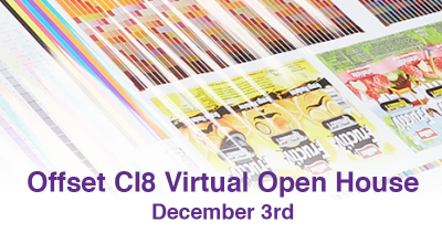 Offset CI8 Virtual Open House