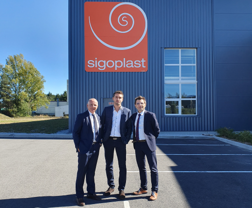 Comexi Congratulates Sigoplast On the Inauguration of Its New Factory in Saint Pal de Mons
