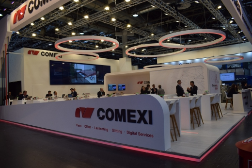 Comexi Closes K Fair on a High Note
