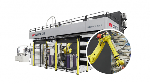 The Offset Central Impression Technology of Comexi Offers the Highest Print Resolution on the Market
