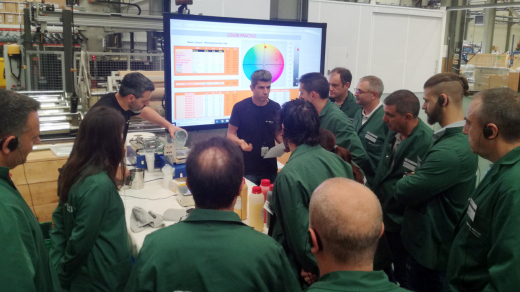 Comexi CTec Celebrates 10 Years of Training, Advice, and Technical Support to Its Clients