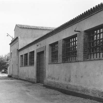 1957. Relocation of the offices to Santa Eugènia street, Girona.