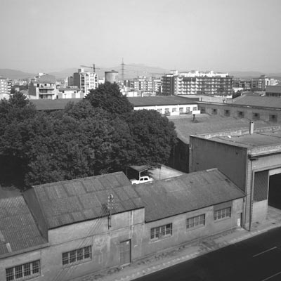 1979. Expansion and relocation of the foundry and mechanisation installations to Carretera Barcelona, Girona.